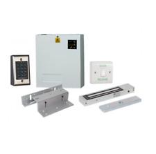 Full Complete Metal Access Control Kit Keypad Electric Magnetic Door Lock KIT 2
