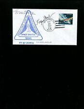 Space Launch Cover STS-87 Columbia Female Astronaut Autograph Kalpana Chawla