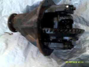 FIAT 124 SPIDER DIFFERENTIAL CHUNK 54K GREAT SHAPE