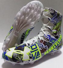 New Under Armour Ua Highlight Mc Le Lacrosse/Football Cleats Pennsylvania Sz 10