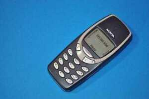 Original Unlocked Nokia 3310 GSM Bar Keyboard Cheap Cellphone Classic Style