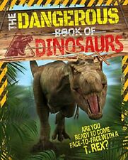 The Dangerous Book of Dinosaurs by Arcturus Publishing Book The Fast Free