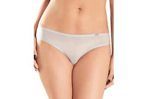 Chantelle Velvet Brief Shorts Light Gray Size Large
