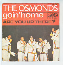 The OSMONDS Vinyl 45T GOIN' HOME - ARE YOU UP THERE ? - MGM 2006288 F Reduit