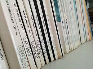 Audio Review riviste vari numeri
