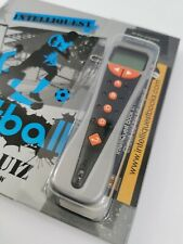 Trivia quiz la electrónica de fútbol Intelliquest Quiz Juego con Quizmo 1or2 Play
