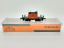 Milwaukee Road Transfer Caboose #01769 N - Fox Valley Models #FVM 91162