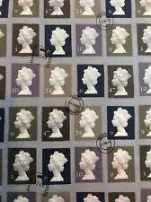 """ROSE & HUBBLE FRANCOBOLLO tessuto 2 PEZZI 44"""" x 17"""" & 18"""" x 21"""""""
