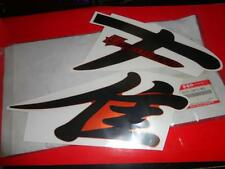 NOS OEM FACTORY SUZUKI 1999-2003 GSX1300R EMBLEM 68181-24F10-NH5