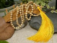 Tulsi Mala Necklace • Yoga Jewelry • Holy Basil • Spiritual Jewelry • 6mm • 2899