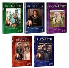 David Starkey: The Complete Collection Box Set Brand New DVD