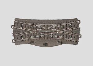Märklin H0 24624 C-Gleis Doppelkreuzungsweiche - NEU + OVP