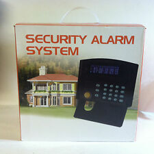 (PARTS) GSM Home Alarm System Kit Support Android & IOS Application