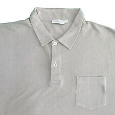 SUNSPEL Mesh Polo Shirt Size Large