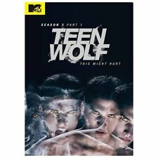 Teen Wolf: Third Season 3 Three, Part 1 One (DVD, 2013, 3-Disc Set) - NEW!