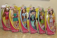 Winx Club Everyday Collection Dolls(Set of 6)Bloom Flora Stella Aisha Tecna Musa