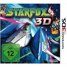 Nintendo 3DS Star Fox 3D Arcade Shooter Multilingual Bow Tie to the Stars