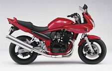 SUZUKI 3 STAGE TOUCH UP PAINT KIT GSF650 SV650/1000 GSX1300R PEARL CRYSTAL RED .