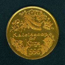 Elvis Presley - Godzilla Mardi Gras Doubloon Coin 1996