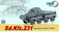 Dragon Armor WWII German 1/72 Scale Sd.Kfz.231 Eastern Front 1941 Tank 60599