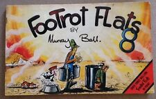 Murray Ball FOOTROT FLATS 8 Orin Books 1st Edition 1983 Excellent Condition