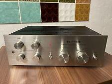 Kenwood KA-3700 Stereo Integrated Amplifier Verstärker Vollverstärker Silber