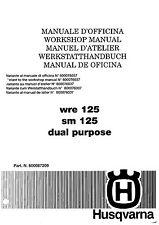 repair manuals literature ebay rh ebay com Husky 125 Graphics 1976 Husky 125