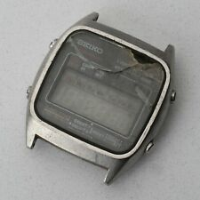 "Men's Vintage SEIKO ""A127-5019"" Digital LCD Quartz Watch MADE IN JAPAN Parts"