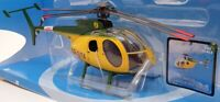 New Ray 1/32 Scale Model Helicopter 25123 - NH500 Guardia Di Finanza - Yellow