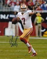 Colin Kaepernick Signed 8x10 Photo Autograph (San Francisco NFL 49ers) REPRINT