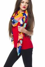 Scarf Geometric Square Scarves & Shawls for Women