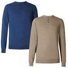 Marks and Spencer Medium Knit Regular Size Jumpers & Cardigans for Men