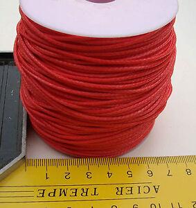 1.5MM X 10M Red Dyneema sk78 Fiber Synthetic Fishing Kite Marine rope 320kg