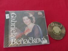 CD Gabriela Benackova Soprano CZ 80s Sealed
