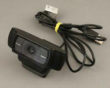 Logitech C920 HD 1080p 30fps High Quality USB Webcam