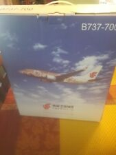 """Mint AIR CHINA """"PEONY BLOSSOM"""" B737-700"""" 1:70 Scale VHTF Aircraft Plane In Box"""