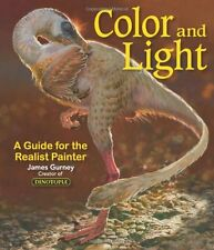 Color and Light: A Guide for the Realist Painter (James Gurney Art) NUEVO Brossu