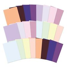 Hunkydory ADORABLE SCORABLE PRISM SELECTION  cardstock 30 Sheets AS189