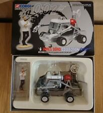 CORGI 65201 James Bond 007 Moon Buggy & James Bond Figure Set