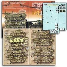Echelon Decals-351018 1/35 PzKpfw III Ausf J/L/M Das Reich & Wiking