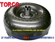 4L60E 4L65E 98 up 300mm GM Chevy Torque Converter LS eng TMBX TLBX VJCX 2 yr war