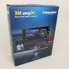 Sirius Xm Radio Xdnx1h1 Onyx Dock & Play Radio & Home Kit Satellite Radio
