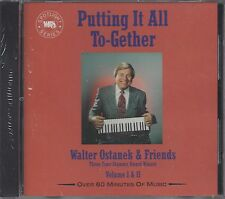 "WALTER OSTANEK  ""Putting It All Together""  NEW SLOVENIAN POLKA CD"