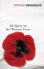 All Quiet On The Western Front By Erich Maria Remarque - New