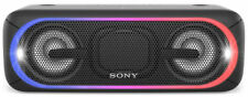 Sony SRS-XB40 Portable Bluetooth Speaker with Lights Black SRSX40