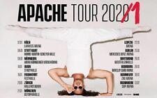 2x Apache207 Tickets / 19.01.2021 / Frankfurt /Ludwig-Erhard-Anlage / Stehplatz