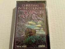 CHRISTMAS IN THE COUNTRY - VARIOUS ARTISTS  MCA DIGITAL CASSETTE TAPE SEALED NEW
