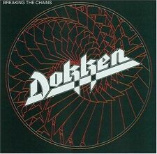 *NEW* CD Album Dokken : Breaking the Chains  (Mini LP Style Card Case)