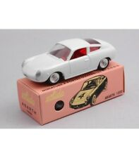 FIAT ABARTH 1000 WHITE CLUB SOLIDO 1:43
