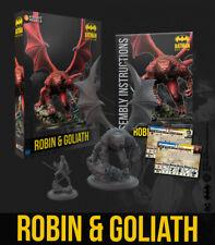 Knight Models Robin & Goliath DC Batman Nov